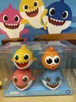 baby shark bath toys