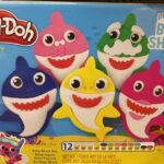 baby shark play doh
