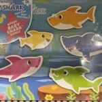 baby shark wooden song puzzle