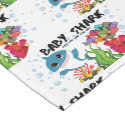 baby shark pillow case