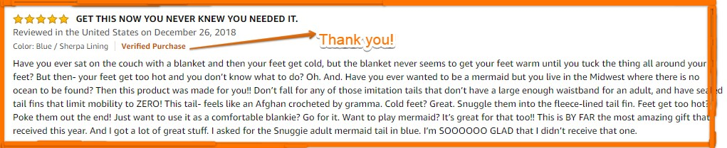 Mermaid Tail Blanket Reviews
