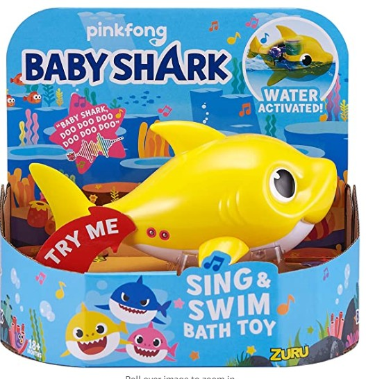 Baby Shark Robo Alive Review